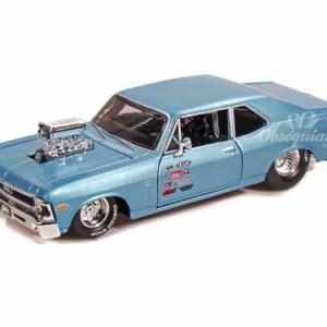 1970 Chevrolet Nova SS Coupe. Escala 1:24