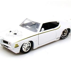 1969 Pontiac GTO Judge. Escala 1:24
